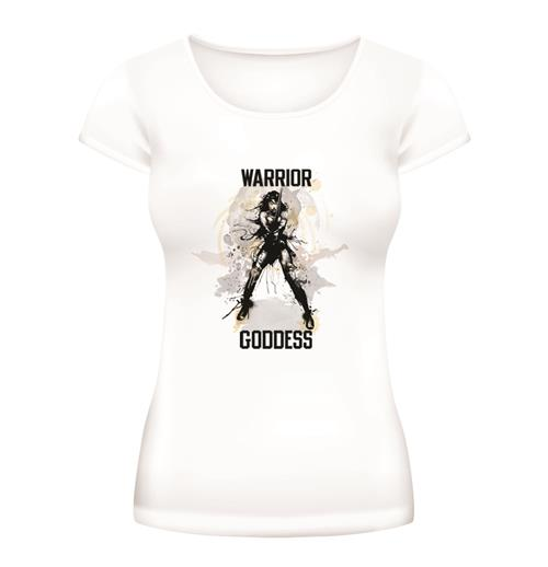 Camiseta Batman V Superman Warrior Goddess de mujer