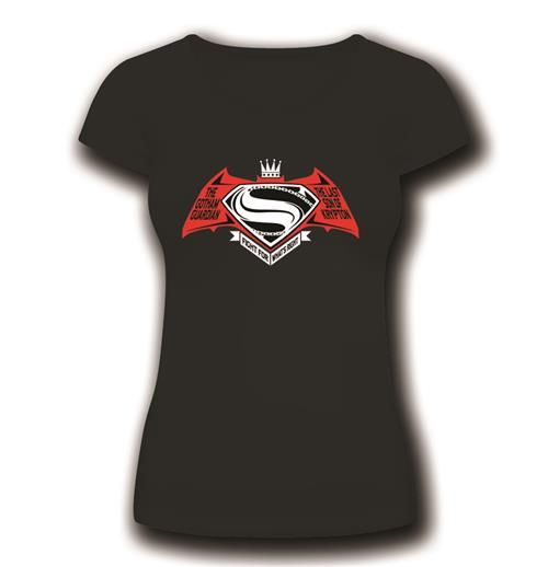 Camiseta Batman V Superman Icon de mujer