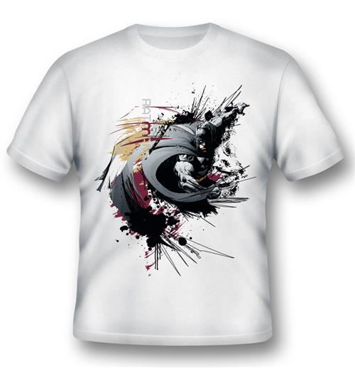Camiseta Batman Splash