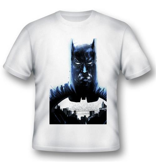 Camiseta Batman New 52 City