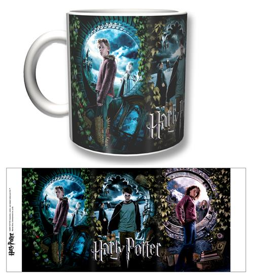 Taza Harry Potter Protagonists