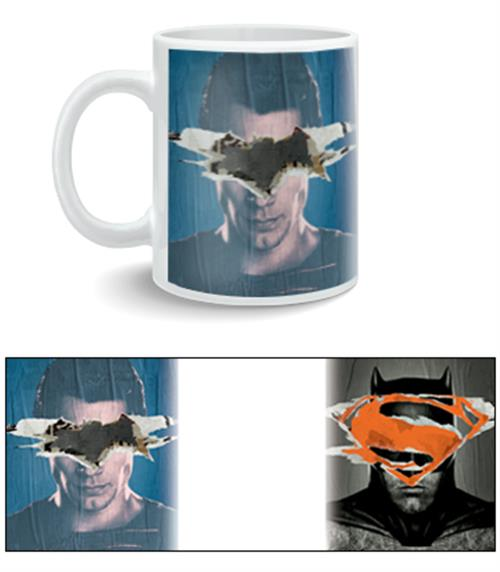 Taza Batman V Superman Poster