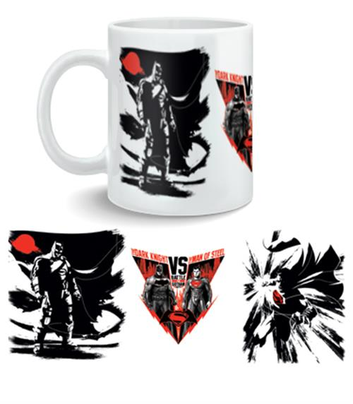 Taza Batman V Superman Battle For Gotham