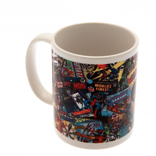 Taza Superhéroes DC Comics