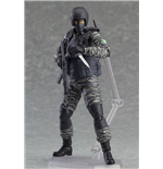 Metal Gear Solid 2 Sons of Liberty Figura Figma Gurlukovich Soldier 16 cm