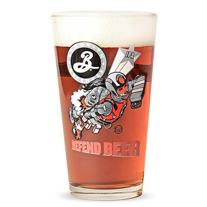 Vaso Brooklyn Brewery