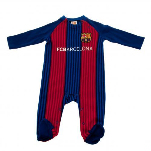 0716d5a973f3c Compra Pijama de bebé Barcelona FC (3 6 meses) Original
