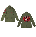 Chaqueta The Rolling Stones - Army Utilitarian Tongue