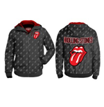 Cazadora The Rolling Stones - Aop Tongue Patterned Zip