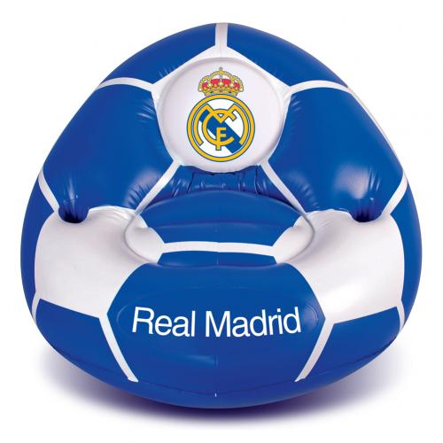 Silla Hinchable Real Madrid