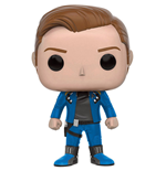 Star Trek Beyond POP! Vinyl Figura Kirk (Survival Suit) 9 cm