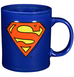 Taza Superman Dark Logo