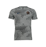 Camiseta Paris Saint-Germain 2016-2017 (Blanco/negro)