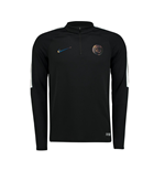 Sudadera Paris Saint-Germain 2016-2017 (Negro)
