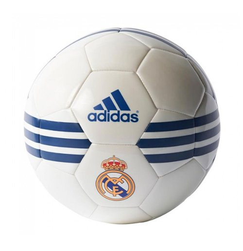 Compra balón fútbol real madrid blanco original jpg 500x516 Real madrid  balon dibujo cesta 137d7d9b338f3