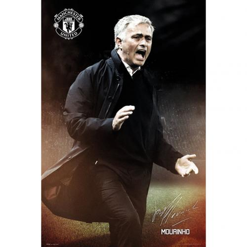 Póster Manchester United FC 236635