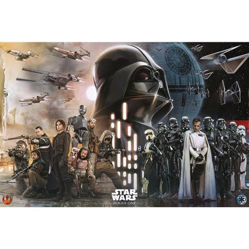 Póster Star Wars Rogue One 243