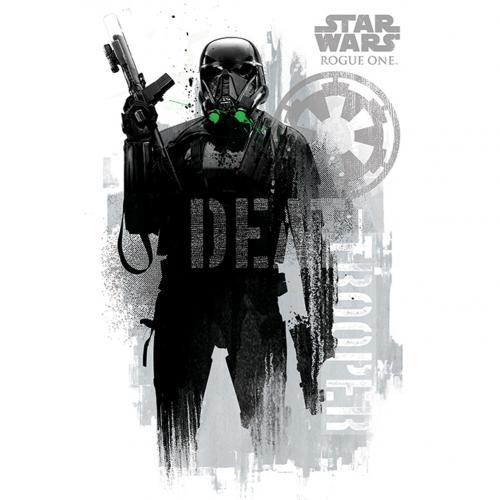 Póster Star Wars Rogue One Death Trooper 239