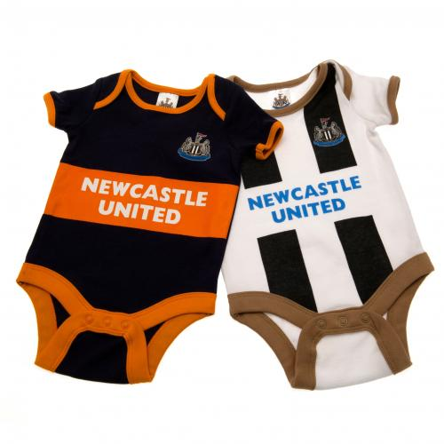 Pack Body de bebé Newcastle United Fc 6/9 meses