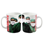 Taza Rainbow - Difficult To Cure