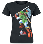 Camiseta The Legend of Zelda 237423