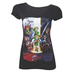 Camiseta The Legend of Zelda 237424