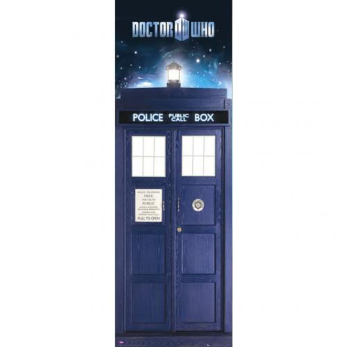 Póster Doctor Who 237437