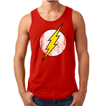 Camiseta de Tirantes Flash 237451