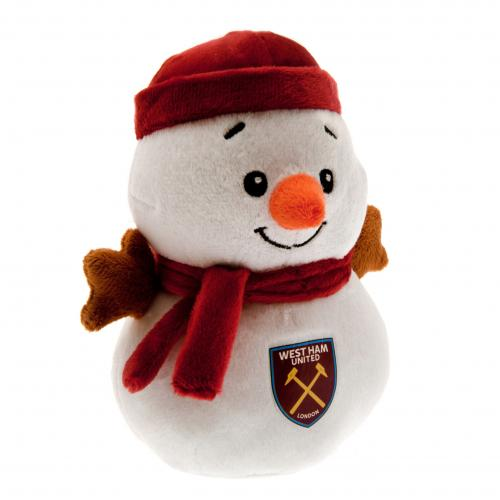 Muñeco de nieve West Ham United