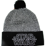 Star Wars Episode VII Gorro Bobble Logo