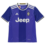 Camiseta Juventus 2016-2017 Away