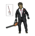 La Matanza de Texas 2 Figura Retro 30th Anniversary Leatherface 20 cm