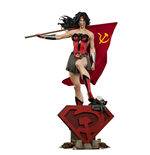 DC Comics Estatua Premium Format Wonder Woman Red Son 56 cm
