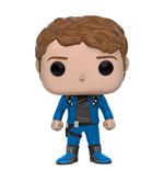 Star Trek Beyond POP! Vinyl Figura Chekov (Survival Suit) 9 cm