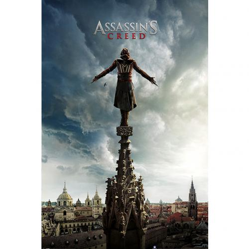Póster Assassins Creed 238079