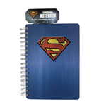 Superman Libreta Logo