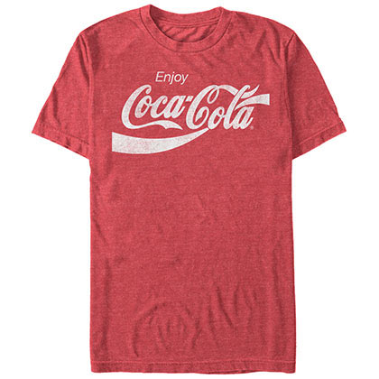 Camiseta Coca Cola Eighties Coke