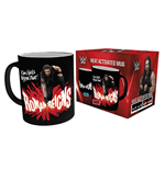 WWE Taza sensitiva al calor Roman Reigns