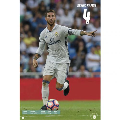 Póster Real Madrid 238402