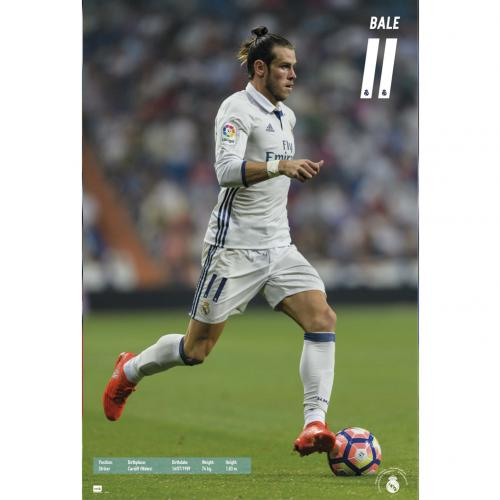 Póster Real Madrid 238404