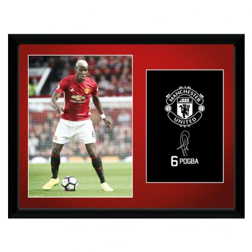 Póster Manchester United FC 238542