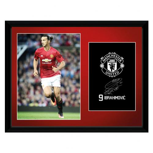 Póster Manchester United FC 238543