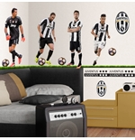 Pegatina para pared Juventus 4 Top Players