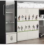 Pegatina para pared Juventus 12 Players