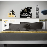 Pegatina para pared Real Madrid Logo