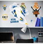 Pegatina para pared Real Madrid Logo Urban