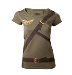 Camiseta The Legend of Zelda de mujer
