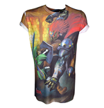 Camiseta The Legend of Zelda - Ganondorf