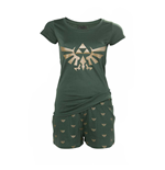 Pijama The Legend of Zelda Golden Logo