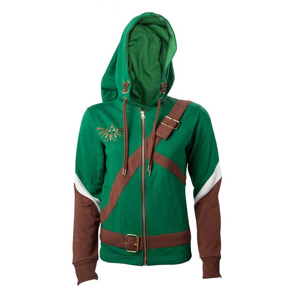 Sudadera The Legend of Zelda Link Cosplay